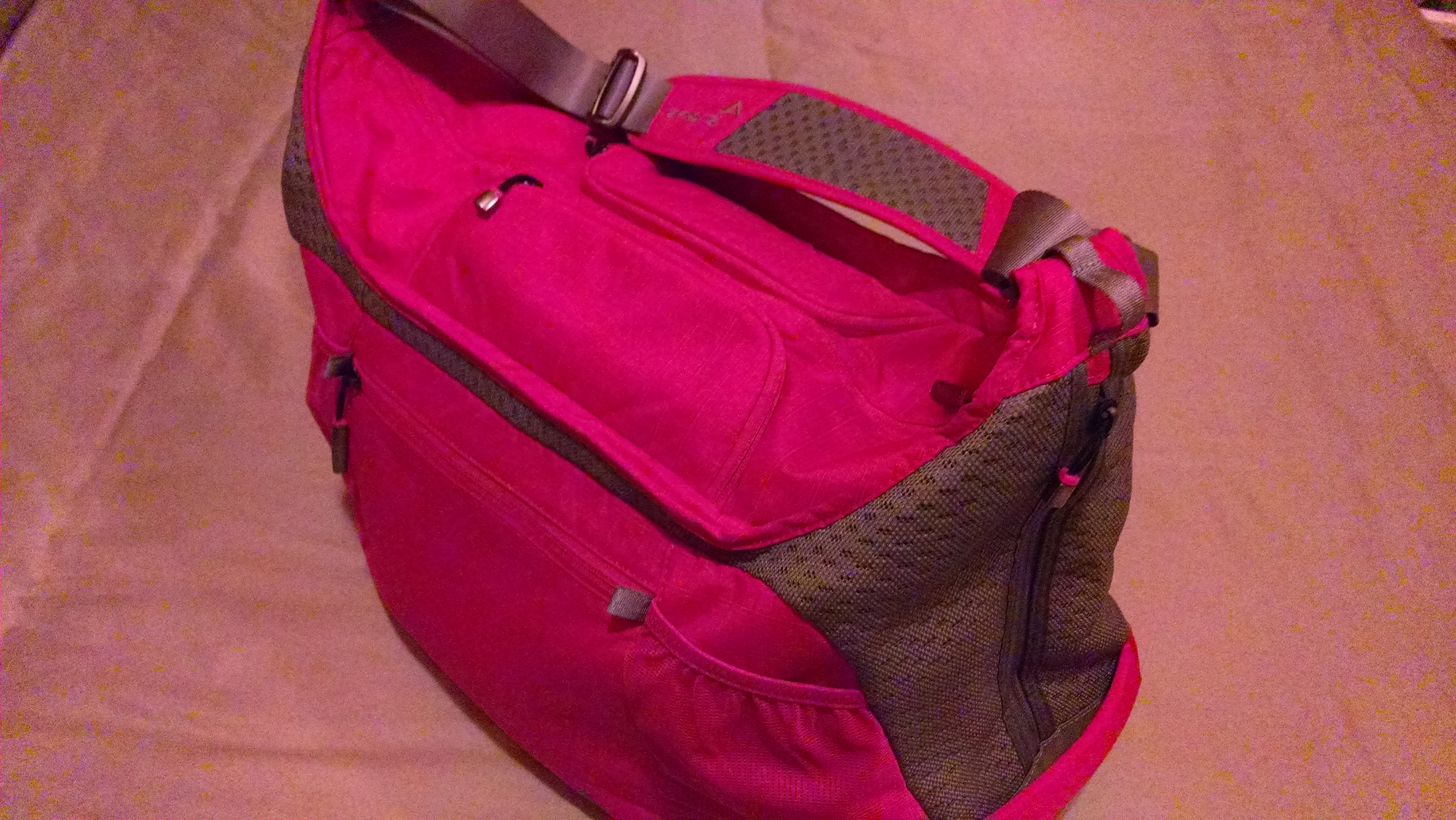 My Apera Performance Duffel