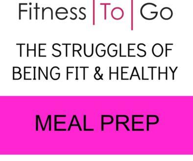 \struggle meal prep\