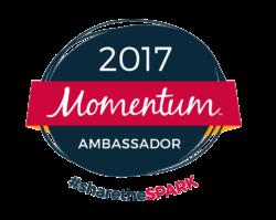 Momentum ambassadorbadge